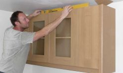 Cabinet Fixing